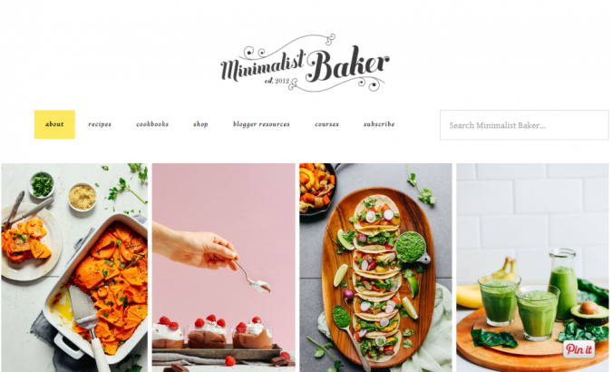 Minimalist-Baker-675x410 Best 50 Healthy Food Blogs and Websites to Follow in 2019