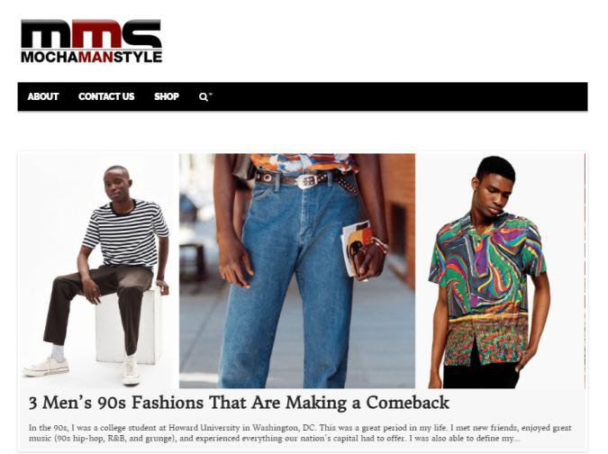 Mocha-Man-Style-fashion-website-675x504 Top 60 Trendy Men Fashion Websites to Follow in 2019