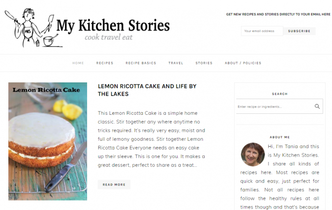 My-Kitchen-Stories-675x428 Best 50 Healthy Food Blogs and Websites to Follow in 2019