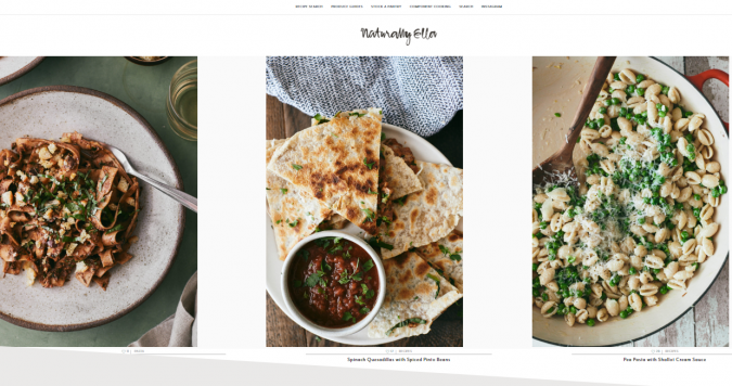 Naturally-Ella-675x356 Best 50 Healthy Food Blogs and Websites to Follow in 2019