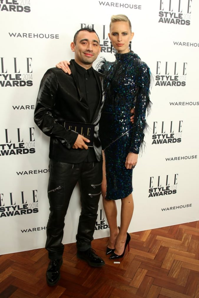 Nicola-Formichetti-and-Karolina-Kurkova-675x1012 Top 10 Best Celebrity Wardrobe Stylists in 2019
