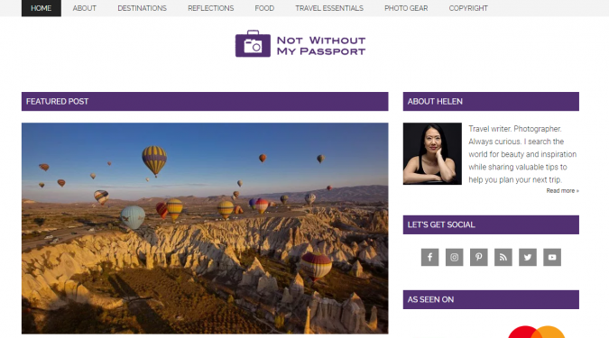 Not-without-my-passport-travel-website-675x375 Best 60 Travel Website Services to Follow in 2019