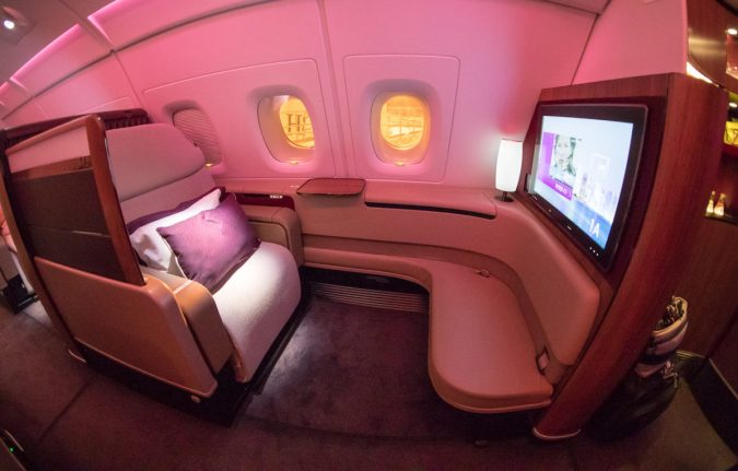 Qatar-Airways-1-675x431 Flying to the Middle East?  Five Services Worth Checking Out