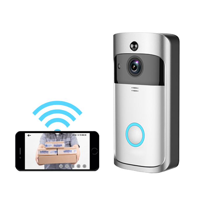 Smart-Wifi-video-Doorbell-675x675 Technology Upgrades to Make Your Home More Secure