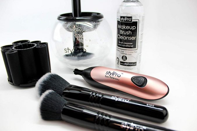 StylPro-Make-Up-Brush-Cleaner-675x450 6 Must-Have Beauty Gadgets You Can Buy Today