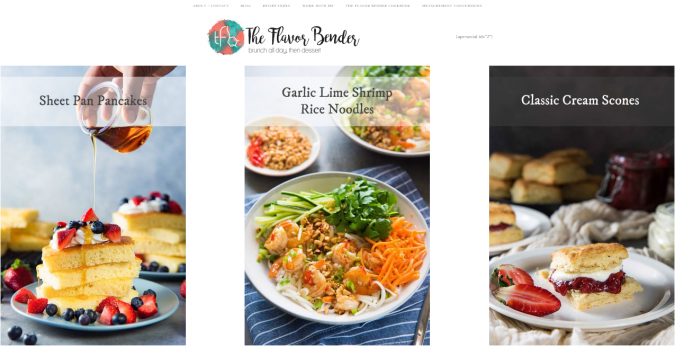 The-Flavor-Blender-675x347 Best 50 Healthy Food Blogs and Websites to Follow in 2020