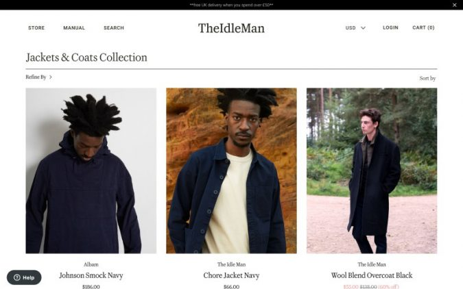 The-Idle-Man-style-website-675x422 Top 60 Trendy Men Fashion Websites to Follow in 2019