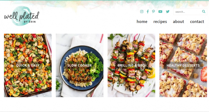 Well-Plated-675x364 Best 50 Healthy Food Blogs and Websites to Follow in 2020
