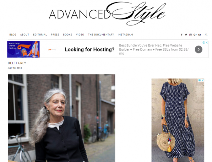 advanced-style-blog-screenshot-675x516 Top 60 Trendy Women Fashion Blogs to Follow in 2021