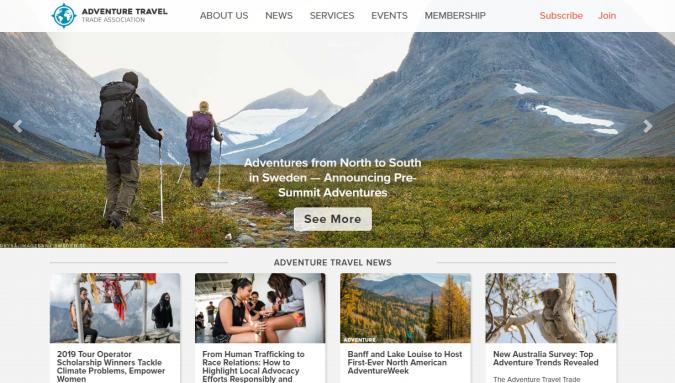 adventure-travel-website-675x383 Best 60 Travel Website Services to Follow in 2020