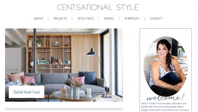 centsational-style-website-screenshot-675x383 Best 50 Home Decor Websites to Follow in 2020