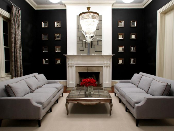 classic-modern-home-decor-living-room-675x506 11 Tips on Mixing Antique and Modern Décor Styles