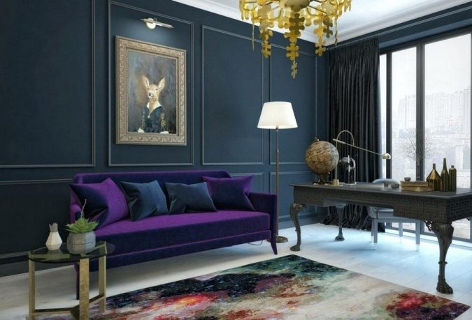 classic-modern-home-interior-living-room-675x459 11 Tips on Mixing Antique and Modern Décor Styles