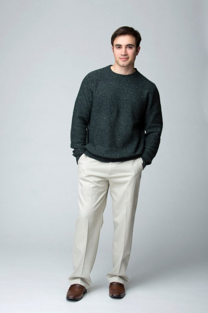 clothes-for-short-men-675x1013 Dressing for Your Body: The Man's Guide