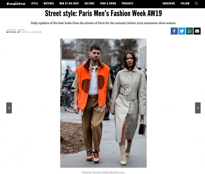 esquire-magazine-website-street-style-675x575 Top 60 Trendy Men Fashion Websites to Follow in 2020