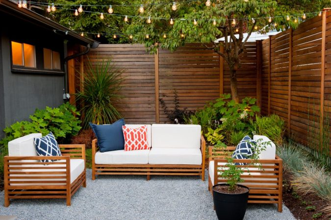 fairy-lights-675x450 How to Create a Wonderful Patio Area for Summer Entertaining and Relaxation