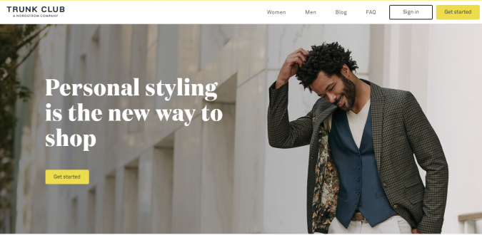fashion-style-website-trunk-club-675x330 Top 60 Trendy Men Fashion Websites to Follow in 2019