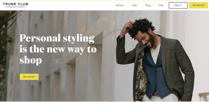 fashion-style-website-trunk-club-675x330 Top 60 Trendy Men Fashion Websites to Follow in 2020