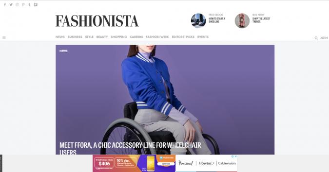 fashionista-website-screenshot-675x354 Top 60 Trendy Women Fashion Blogs to Follow in 2019