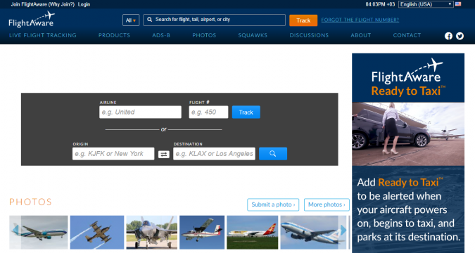flight-aware-travel-website-675x360 Best 60 Travel Website Services to Follow in 2020