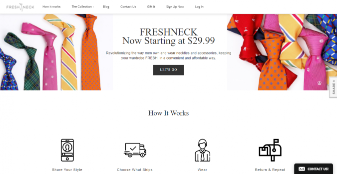 fresh-neck-style-website-675x348 Top 60 Trendy Men Fashion Websites to Follow in 2020