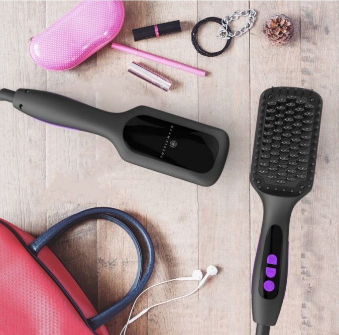 hairbrush-675x667 6 Must-Have Beauty Gadgets You Can Buy Today