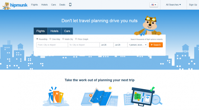 hipmunk-travel-website-675x373 Best 60 Travel Website Services to Follow in 2019
