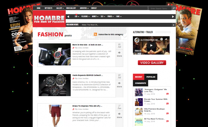 hombre-style-website-675x412 Top 60 Trendy Men Fashion Websites to Follow in 2020