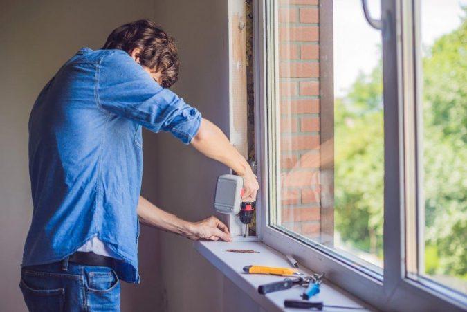 installing-glass-window-675x451 Three Home Tasks that Need Expert Hands