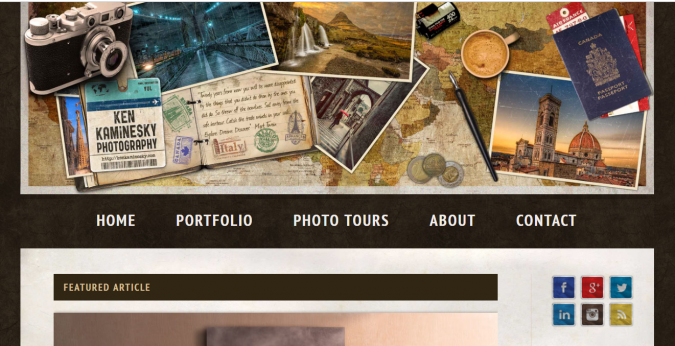 ken-kaminesky-travel-website-675x346 Best 60 Travel Website Services to Follow in 2020
