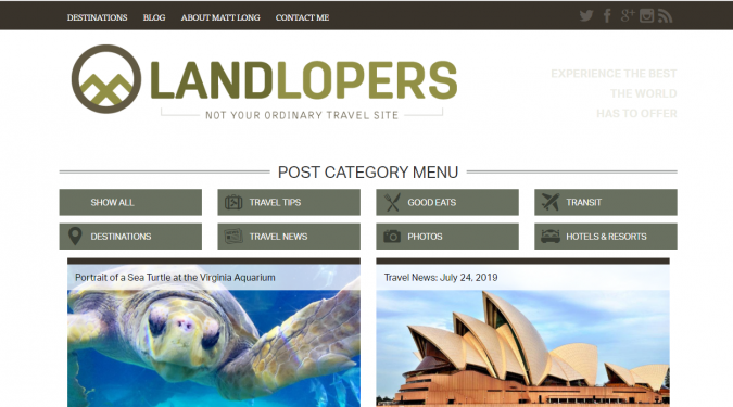 land-lopers-travel-websites-675x375 Best 60 Travel Website Services to Follow in 2020