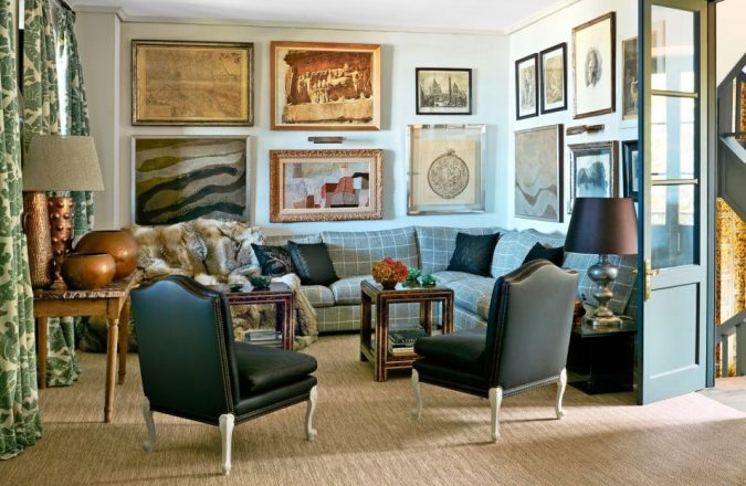 living-room-675x440 11 Tips on Mixing Antique and Modern Décor Styles