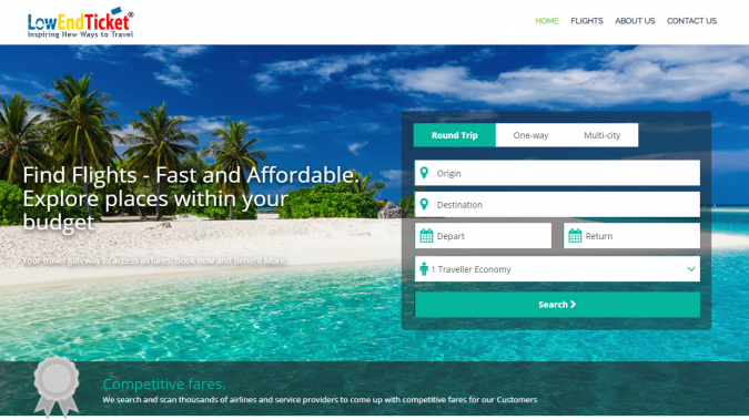 low-end-ticket-travel-website-675x379 Best 60 Travel Website Services to Follow in 2019