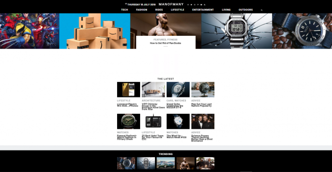 man-of-many-style-website-675x351 Top 60 Trendy Men Fashion Websites to Follow in 2020