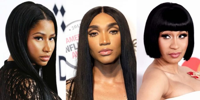 nicki-minaj-cardi-b-tokyo-stylez-675x338 Top 10 Best Celebrity Hair Stylists in 2019