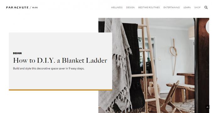 parachute-website-screenshot-675x361 Best 50 Home Decor Websites to Follow in 2020
