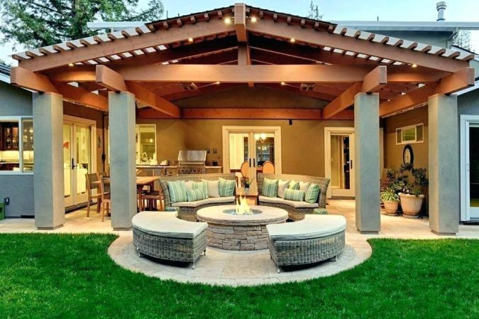 patio-covers-idea-675x449 How to Create a Wonderful Patio Area for Summer Entertaining and Relaxation