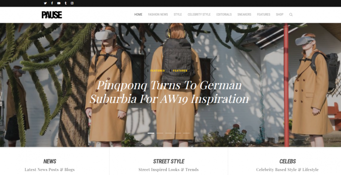 pause-fashion-style-website-675x347 Top 60 Trendy Men Fashion Websites to Follow in 2020