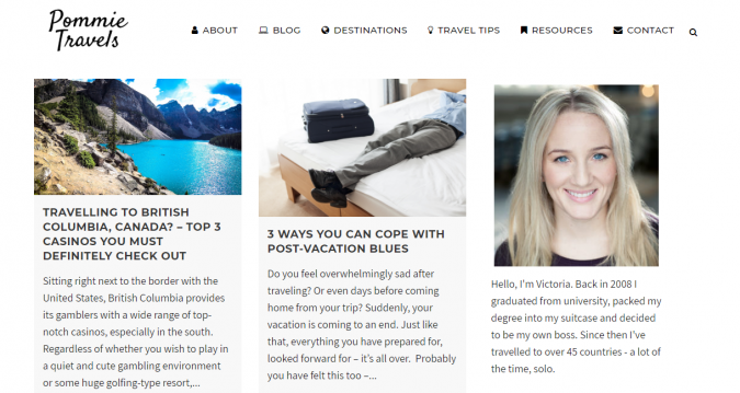 pommie-travels-675x359 Best 60 Travel Website Services to Follow in 2019