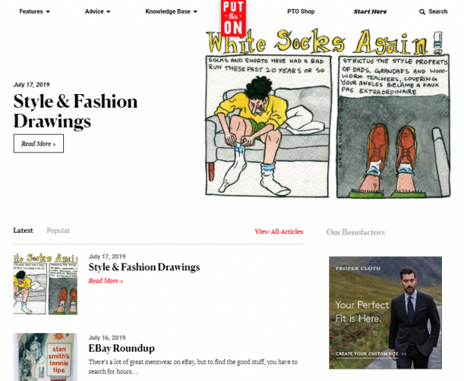 put-this-on-style-magazine-675x555 Top 60 Trendy Men Fashion Websites to Follow in 2020