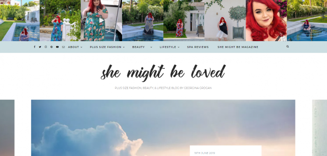she-might-be-loved-website-screenshot-675x322 Top 60 Trendy Women Fashion Blogs to Follow in 2019