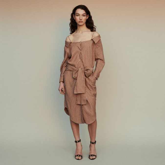 shirt-dress-1-675x675 10 Wardrobe Essentials Inspired by Summer 2020 Fashion Trends