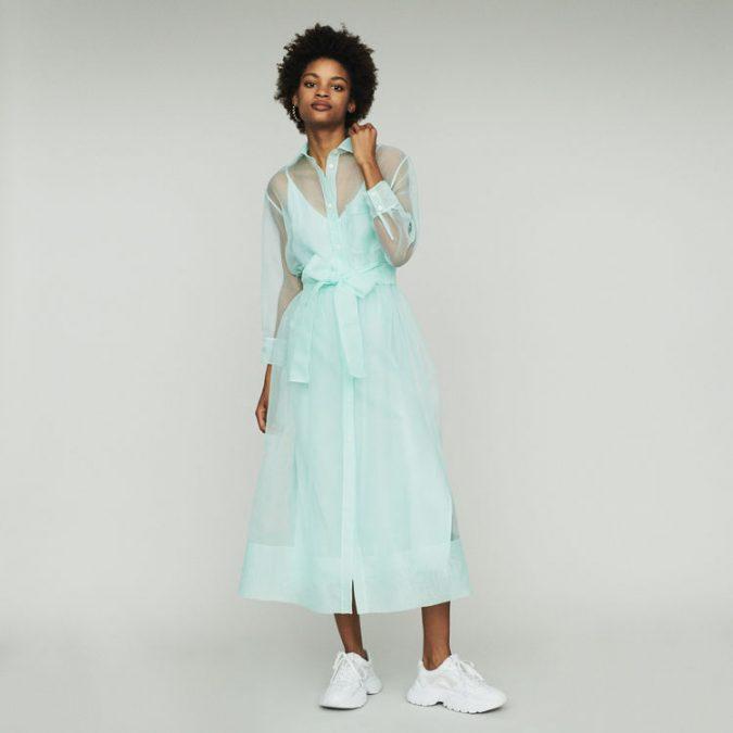 shirt-dress-675x675 10 Wardrobe Essentials Inspired by Summer 2020 Fashion Trends
