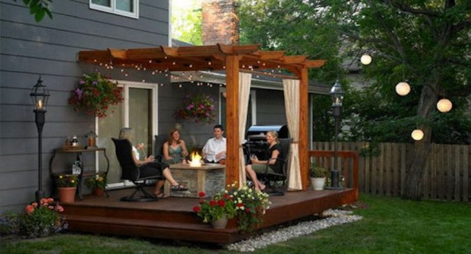 solar-lantern-675x365 How to Create a Wonderful Patio Area for Summer Entertaining and Relaxation