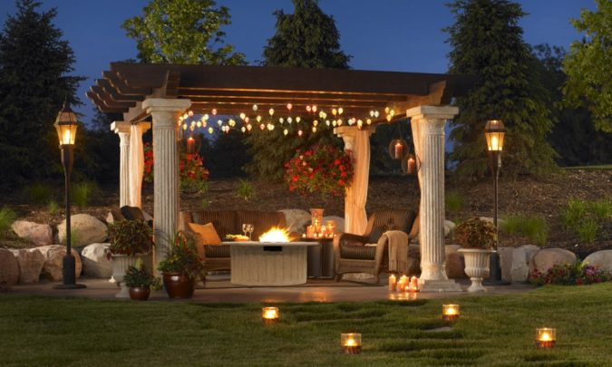 solar-lanterns-675x405 How to Create a Wonderful Patio Area for Summer Entertaining and Relaxation