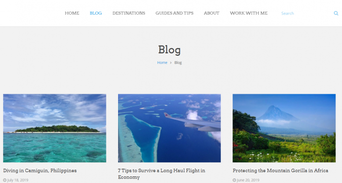 solitary-wanderer-travel-website-675x361 Best 60 Travel Website Services to Follow in 2019