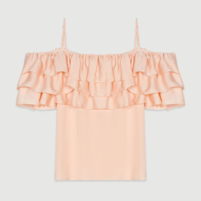 summer-outfit-ruffled-top-675x675 10 Wardrobe Essentials Inspired by Summer 2019 Fashion Trends