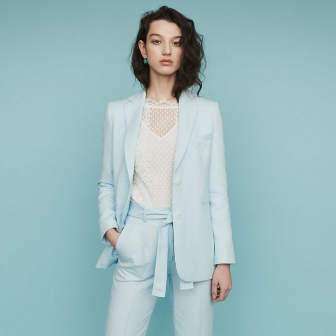 summer-suit-blazer-675x675 10 Wardrobe Essentials Inspired by Summer 2020 Fashion Trends