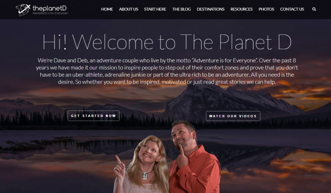 the-Planet-D-travel-website-675x393 Best 60 Travel Website Services to Follow in 2019