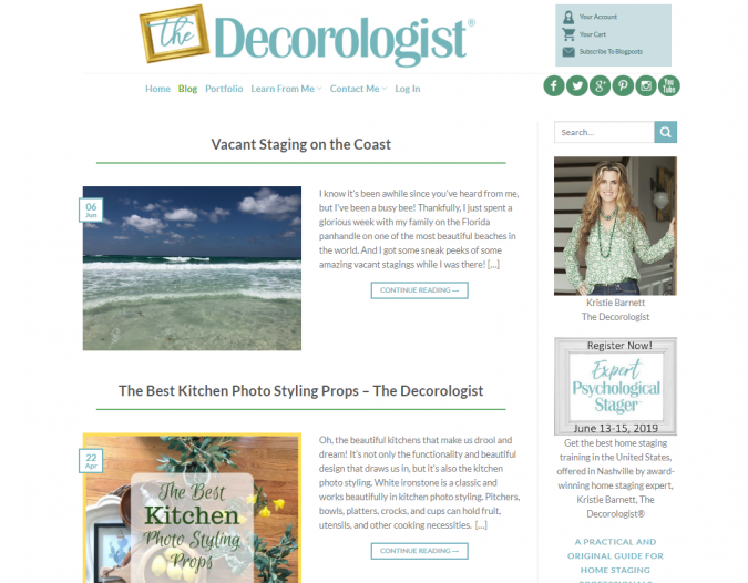 the-decorologist-website-screenshot-675x526 Best 50 Home Decor Websites to Follow in 2019